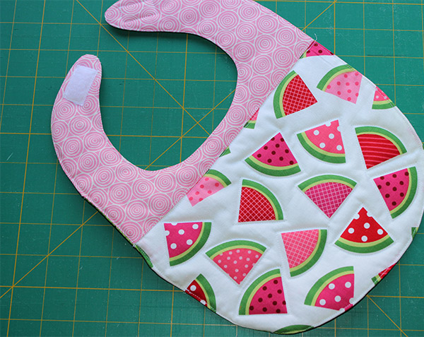 watermelon-bib
